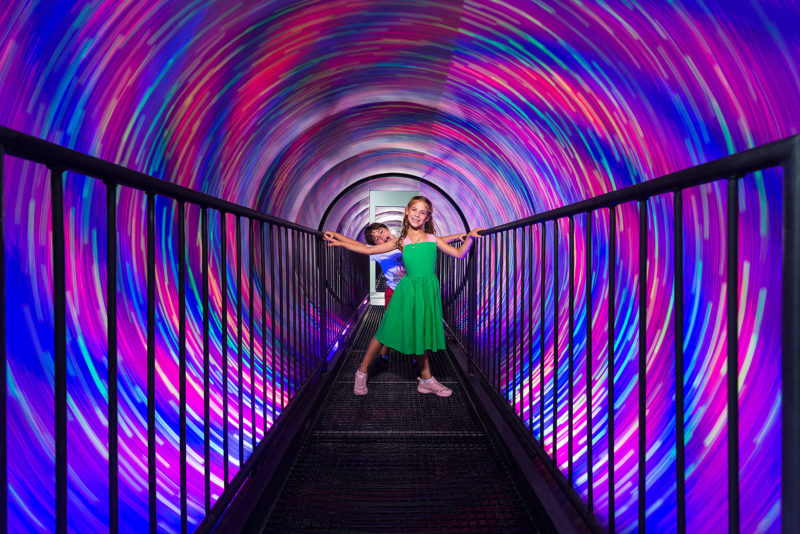 El Túnel del Vórtice