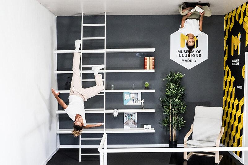 Rotated Room